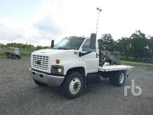 2007 CHEVROLET C6500 S/A Tow Tr