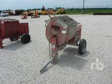 WHITEMAN W4-90 Portable Concret