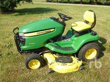 JOHN DEERE 320 Garden Tractor