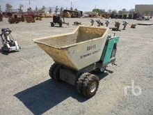 TEREX OMPB16AS Ride On Buggy