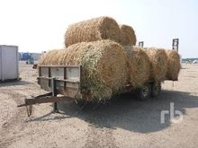 (20) 2017 Round Hay Bales Agric