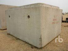Concrete Tank Concrete