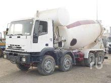 1997 IVECO 8x4 Mixer Truck