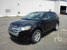2013 FORD EDGE AWD Sport Utilit