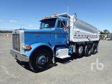 1991 PETERBILT 378 Dump Truck (