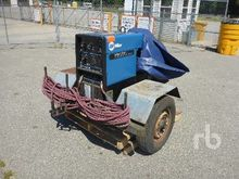 MILLER BOBCAT 225G Portable Wel