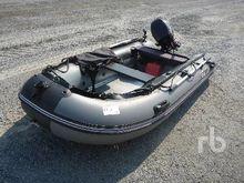 2016 STRYKER Rigid Hull Inflata