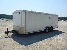 2007 CARGO EXPRESS 20 Ft T/A Eq
