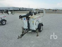 2007 MULTIQUIP LT12D Light Towe