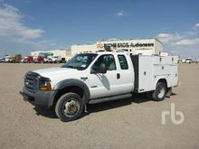 FORD F450 XL Extended Cab 4x4 M