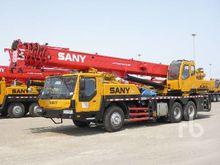 2011 SANY STC250H 25 Ton 6x4 Hy