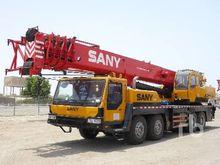 2010 SANY QY50C 50 Ton 8x4x4 Hy