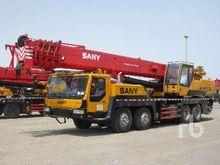 2011 SANY QY50C 50 Ton 8x4x4 Hy
