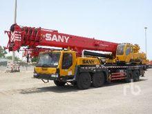2010 SANY STC75 75 Ton 8x4x4 Hy