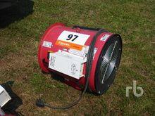 EDWARDS 40301 3 HP Aeration Fan