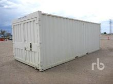 MOBILE MINI 25 Ft Storage Conta
