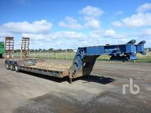 1971 FREIGHTER Tri/A Low Loader