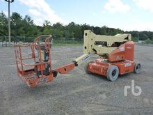 2007 JLG E400AN Electric Articu