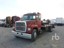 1988 FORD L7000 S/A Ramp Truck