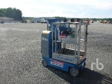 2007 GENIE GR15 Electric Person