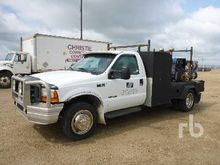 2000 FORD F450 XL 4x4 Welding T