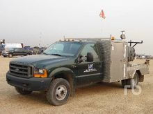 2000 FORD F350 XL 4x4 Welding T