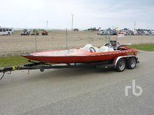 1978 BAHNER 20 Ft Boat
