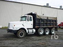 1993 VOLVO WG64 Dump Truck (Tri