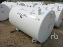 2017 HUGE L STEEL 600 US Gallon