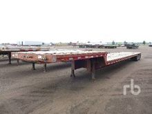AZTEC 6452 52 Ft T/A Step Deck