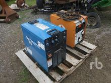 Qty Of Electric Welders