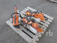 Qty Of Stihl Saw