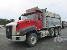 2015 CATERPILLAR CT660L Dump Tr
