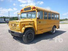 1990 CHEVROLET B6P Bus