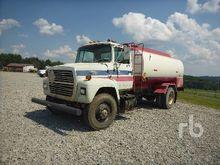 1988 FORD LN8000 S/A Fuel & Lub