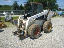 2005 BOBCAT S220 Turbo Skid Ste