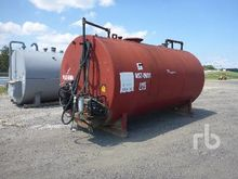 6000 Gallon Skid Mounted Diesel