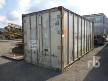 20 Ft Tool Container Equipment