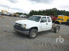 2005 CHEVROLET 2500HD Extended