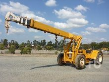 BHB 10 Ton Cranes