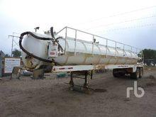 2006 TROJAN 130 Barrel T/A Vacu