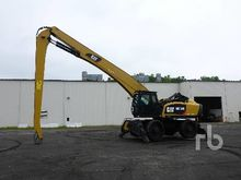 2014 CATERPILLAR MH3049 Materia