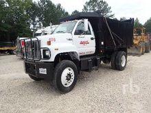 1995 GMC C7500 Dump Truck (S/A)