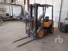 DAEWOO 5000 Lb Forklifts