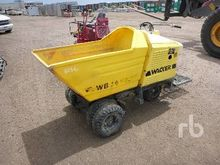 WACKER WB16 Ride On Buggy