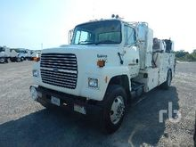 1995 FORD L8000 S/A Mechanics T