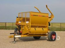 2014 HAYBUSTER 2655 Bale Proces