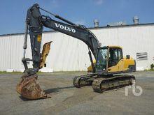 2013 VOLVO EC160DL Hydraulic Ex
