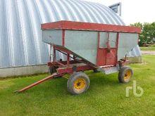 FARMEC 130 +/- Bushel Hopper Gr