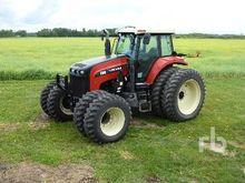 2012 VERSATILE 280 MFWD Tractor